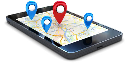 Smart Phone with Geolocation